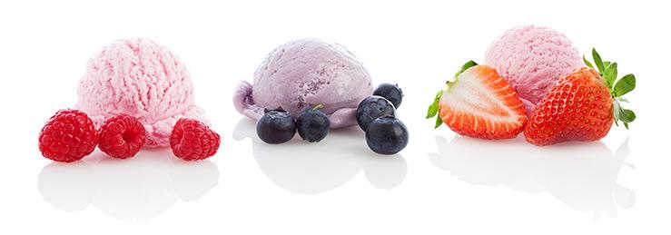 sorbets bio plein fruit haute-savoie